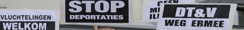 STOP DT&V! STOP DEPORTATIES!